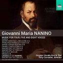 樂天商城 - ジョヴァンニ・マリア・ナニーノ:4声、5声、8声のための音楽集