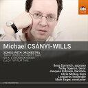 作曲家名: Ma行 - マイケル・チャーニ=ウィルス:管弦楽を伴う歌曲集
