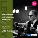 作曲家名: Ma行 - オットー・クレンペラー指揮 - メンデルスゾーン:劇音楽「真夏の夜の夢」/ベートーヴェン:交響曲 第8番 ヘ長調 Op.93
