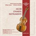 Composer: Ya Line - ヤコプ・シュタイナーの楽器
