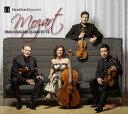 樂天商城 - モーツァルト:プロイセン王のための弦楽四重奏曲 第1番-第3番