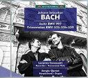 樂天商城 - J.S.バッハ:組曲 BWV997/トリオ・ソナタ集