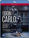 樂天商城 - ヴェルディ:歌劇《ドン・カルロ》[Blu-ray Disc]