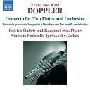Composer: Ta Line - F.ドップラー/K.ドップラー:フルートと管弦楽のための作品集