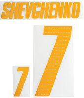 (スチルスクリーン) STILSCREEN06/07ウクライナ代表/アウェイ/シェフチェンコ/簡易配送(CARDのみ/送料注文後変更/1点限/保障無)の画像
