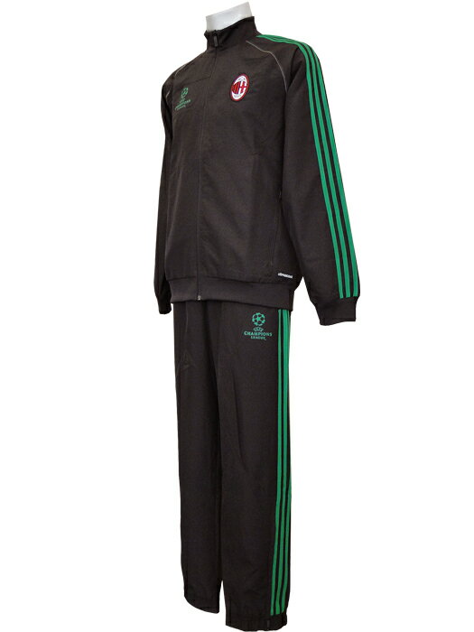 adidas green soccer suit