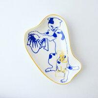 豆皿(ばけあま) 歌川国芳シリーズ 皿 雑貨