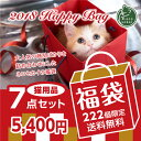 ★数量限定!!★【送料無料】2018 福袋5千円【猫用品/2...