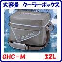 大容量 クーラーボックス極 保冷 32Lタイプ2Lペットボトル 6本収納ハイパークーラーGHC−M【 グラシード 】