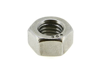 Stainless steel hex nut M5