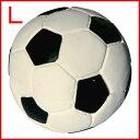 ランコ (LANCO)【 サッカーボールL 】天然ゴム100%犬用おもちゃ【あす楽対応】【コンビニ受付対応】
