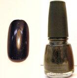 China Glaze 77029 /Black Diamond 14mL【ネイルカラー/マニキュア/ポリッシュ/ネイル用品】