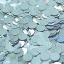MysticFlakes メタリックLtブルー/サークル 2mm 0.5g【ネイルアート/アートアクセサリー/ラメ/ホログラム/グリッター/ネイル用品】