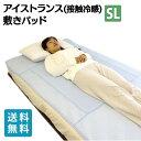 【送料無料】アイストランス 敷きパッド 100×205cm ...