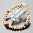 【10%割引クーポン+P5倍】数珠ブレスレット 約6.5ミリ 星月菩提樹 (粒選) 瑪瑙 【念珠 腕