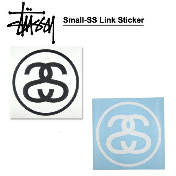【メール便可】ステューシー(STUSSY) Small-SS Link アクセサリー ステッカー【楽ギフ_包装選択】【r】【40】[AA]