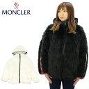 モンクレール グルノーブル( MONCLER GRENOBLE ) BIG FOOT JACKET レディース ファージャケット 女性用/スノーウエア 送料無料 正規品 [DD]