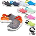 クロックス(CROCS) ライトライド クロッグ キッズ(literide clog kids)【ベビー キッズ 子供用】 AA 【20】