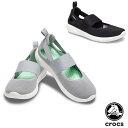 クロックス(CROCS) ライトライド メリージェーン ウィメン(literide mary jane w) レディース サンダル フラットシューズ【女性用】 [AA]【10】