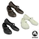 【送料無料】CROCSAlice Work Lady'sクロックス アリス ワークレディース サンダル パンプス【女性用】【smtb-TD】【あす楽対応】
