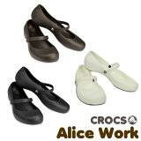 【】CROCS Alice Work Lady''s クロックス アリス ワーク レディース サンダル パンプス【女性用】【楽ギフ包装選択】【RCP】【あす楽対応】
