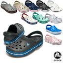 【送料無料】CROCS Crocband Men's/Lad...