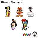 ショッピングジビッツ 【ゆうパケット可】クロックス(CROCS) ジビッツ(jibbitz) ディズニー キャラクター(Disney Character) /クロックス/シューズアクセサリー/キャラクター/ムーラン[RED][AA-2]