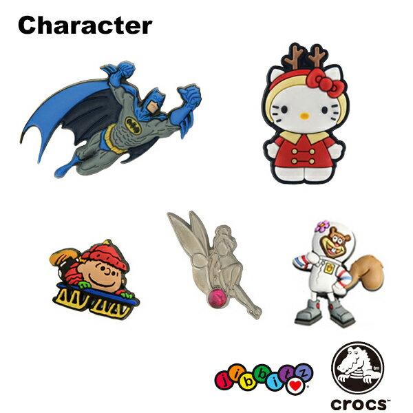 【メール便可】クロックス(CROCS)ジビッツ(jibbitz) その他キャラクター/クロックス/シューズアクセサリー/キャラクター/[RED]【楽ギフ_包装選択】[AA]