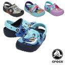 【送料無料】クロックス(CROCS) クロックス ファン ラブ ライツ キッズ(crocs fun lab lights kids) サンダル【ベビー & キッズ 子供用..
