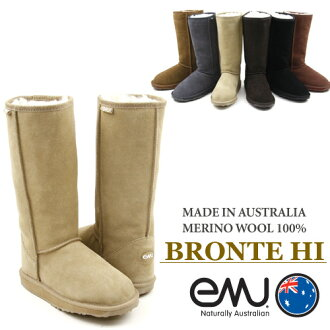 ★ immediate delivery-friendly ★ EMU Australia BRONTE HI EMU Australia Bronte Hi Sheepskin boots Sheepskin boots emu
