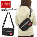 ショッピングマンハッタンポーテージ マンハッタン ポーテージ(Manhattan Portage) Jogger Bag Double Typeset (MP1404LDT) ショルダーバッグ≪XS≫ ミニショルダーバッグ/ ポイント10倍 国内正規品 [AA]
