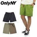オンリー ニューヨーク(Only Ny) Hiking Shorts /ショートパンツ/ハーフパンツ/男性用/メンズ 送料無料 [AA]