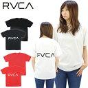 【30%OFF】【ポイント10倍】【ゆうパケット送料無料】【国内正規品】ルーカ(RVCA) BACK RVCA SS TEE レディース Tシャツ(aj043-234) 半袖[AA-2]