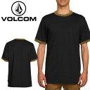 【ゆうパケット送料無料】ボルコム(VOLCOM) MACLEAY CREW S/S TEE (A0141800) メンズ 半袖 Tシャツ【45】[AA-2]