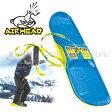スノーチューブ(雪ソリ・雪遊び) AIRHEAD:シュレッドスノースケート【0824楽天カード分割】