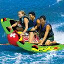 トーイングチューブ WOW 3人乗り ビッグバズーカ バナナボート