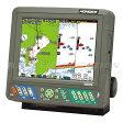 HONDEX(ホンデックス)8.4型カラー液晶 GPSプロッタ魚探PS-800GP GPSアンテナ内蔵仕様 600W 50/200KHz 2周波