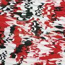 HYDRO-TURFトラクションマット(テープ付き)カットダイヤモンド RED CAMO101×157cm