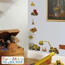 お部屋を一新!おしゃれでかわいいRoomMatesのウォールステッカー ウォールステッカー シール式 子供部屋 キッチン トイレ 浴室 壁 窓 北欧 モダン