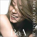 MADE IN TWENTY (20) [CD+DVD] / BoA