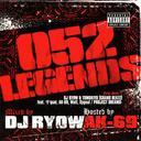 052 LEGENDS[CD] / DJ RYOW