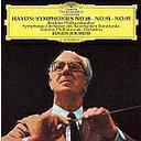 作曲家名: A行 - ハイドン: 交響曲第88 91 93番 [限定盤][CD] / オイゲン・ヨッフム (指揮)