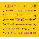 Artist Name: P - レフト・トーキョー・ライト[CD] / パスカル・シューマッハ(ヴィブラフォン)