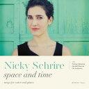艺人名: N - スペース・アンド・タイム[CD] / ニッキー・シュライア