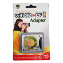 mtc CF変換アダプター(WiFi SD 変換用) MT-CFSD2WF[グッズ]