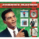 Artist Name: J - ザ・コンプリート・クリスマス・コレクション1958-2010[CD] / ジョニー・マティス