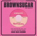 THE BEST OF BROWN SUGAR[CD] / BROWN SUGAR
