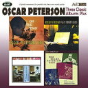 Artist Name: O - ピーターソン〜スリー・クラシック・アルバムズ・プラス[CD] / オスカー・ピーターソン