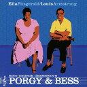 藝人名: E - ポーギー・アンド・ベス +2 ボーナス・トラックス[CD] / エラ・フィッツジェラルド&ルイ・アームストロング