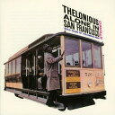 藝人名: T - THELONIOUS ALONE IN SAN FRANCISCO +8[CD] / セロニアス・モンク